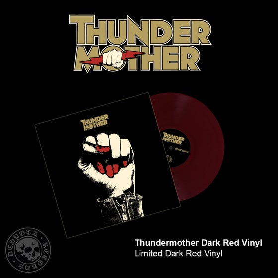 Image of Thundermother - Thundermother (Limited Red Vinyl)