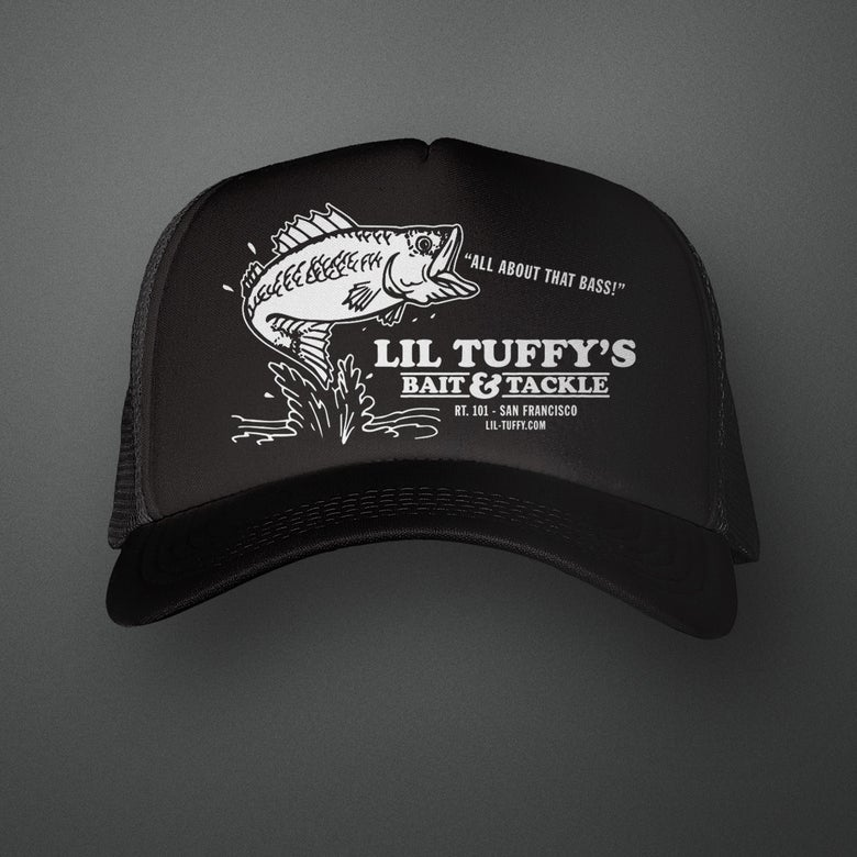 Image of Lil Tuffy Bait & Tackle Trucker Hat