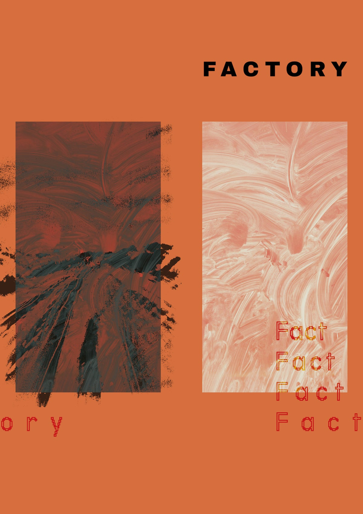 Image of FACTORY ISSUE 1
