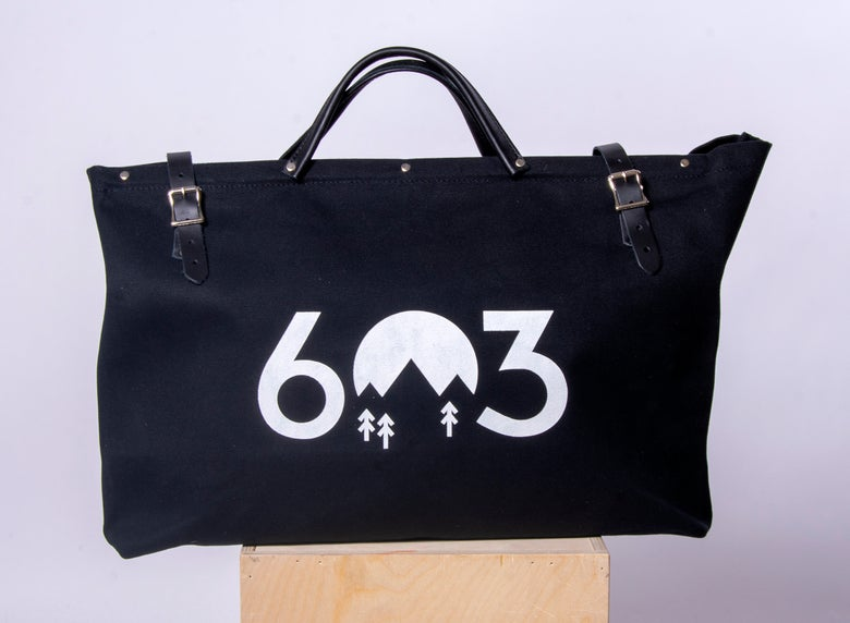 Image of  603 x Forestbound Bag - Black