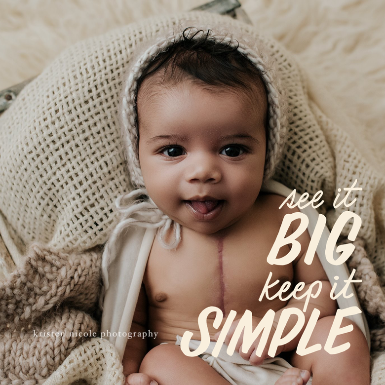 Image of Simple Baby Minis February 26th and March 5th