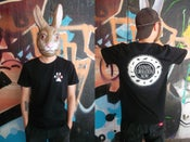 "Image of Men's T-Shirt ""Animal Liberation Now"""