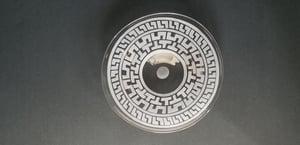 Image of Ancient Greek motif plate