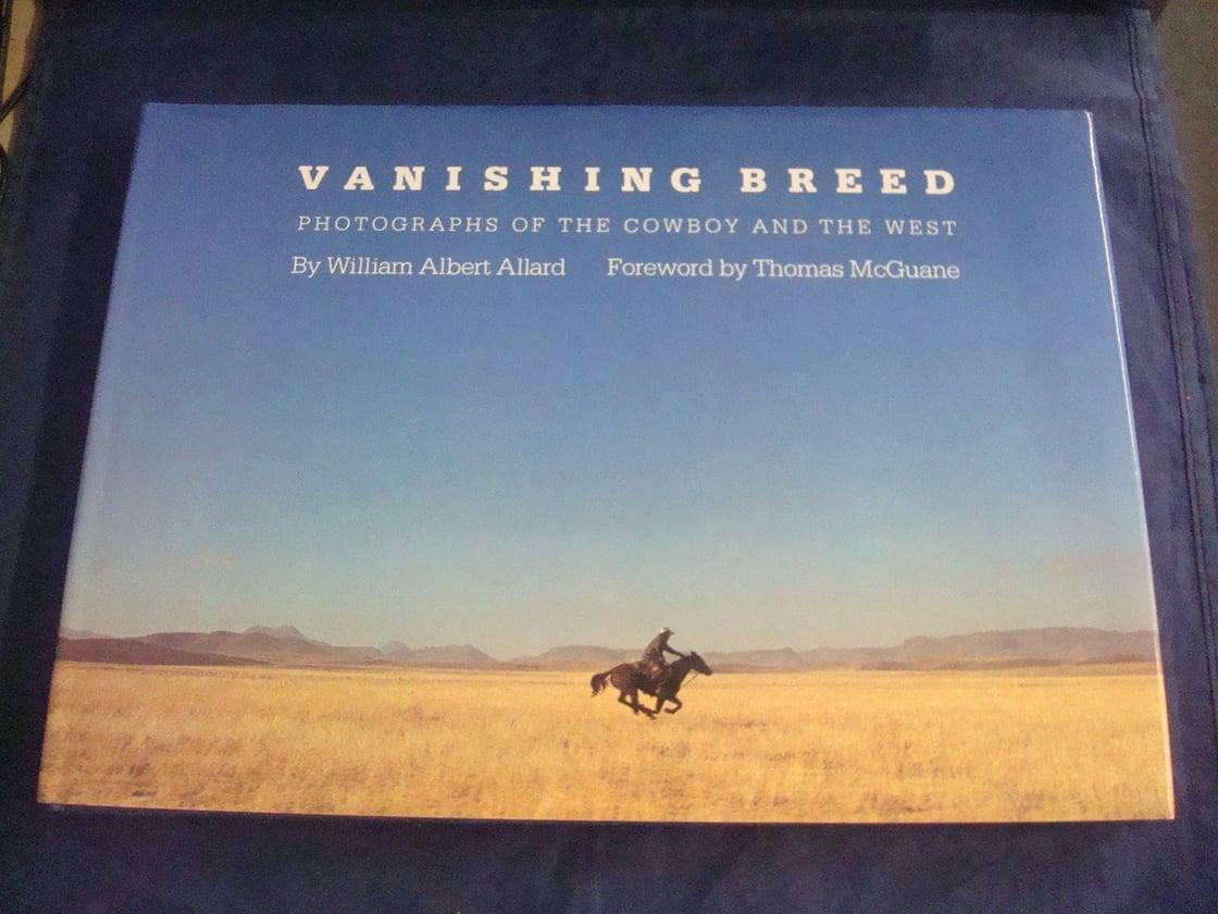 Image of Vanishing Breed