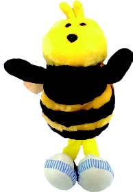 Image of Busy Bee Puppet