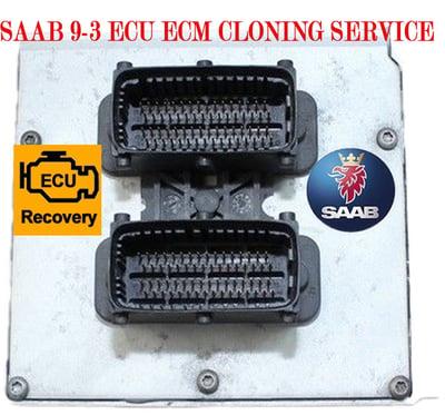 Image of Plug & Play 2003-2011 Saab 9-3 Trionic 8 ECU Cloning Service