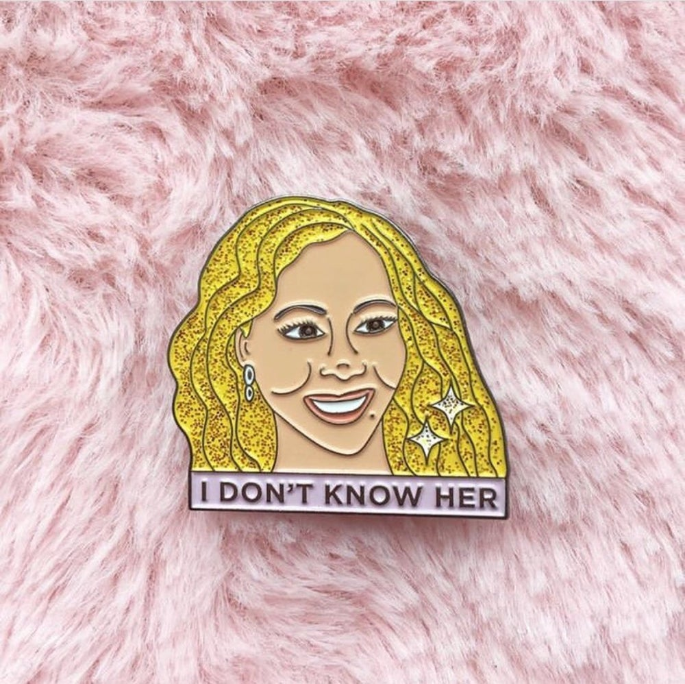 Image of I DON'T KNOW HER