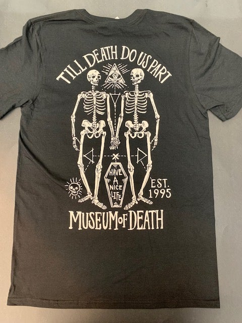 Image of M.O.D. Till Death Do Us Part Shirt