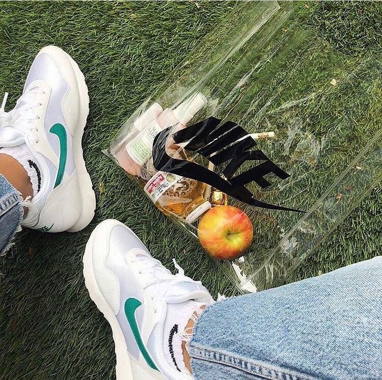 Image of Pvc Nike bag
