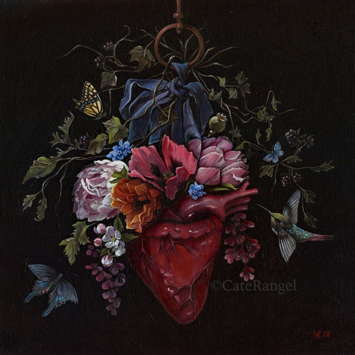 Image of Heart - Open Edition Print