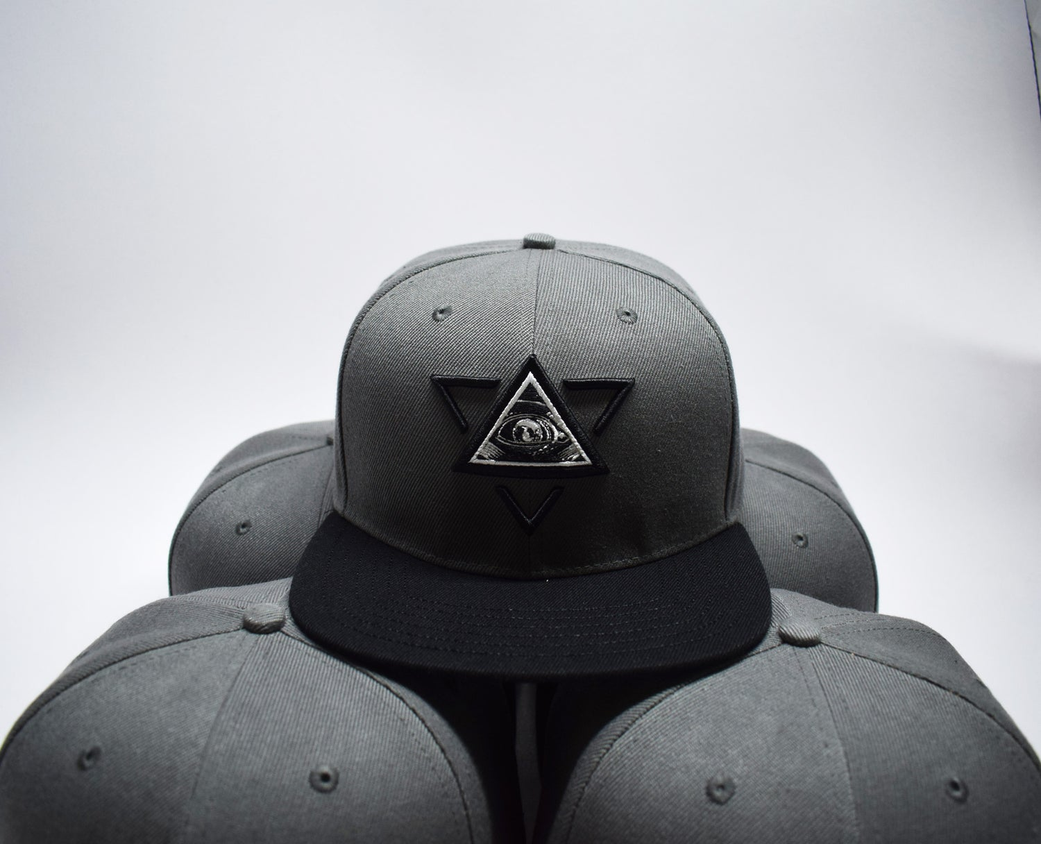 Image of Grey and black Limited Snapnack