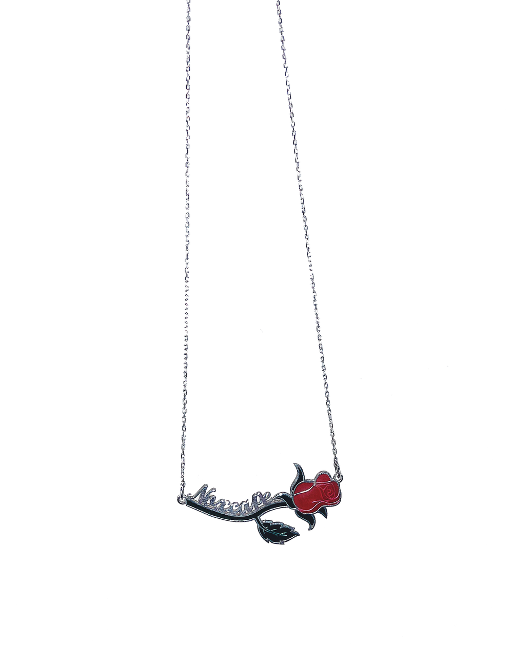 Image of Rose Necklace
