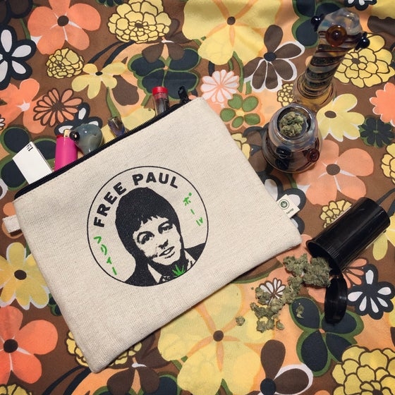 Image of Free Paul stash pouch