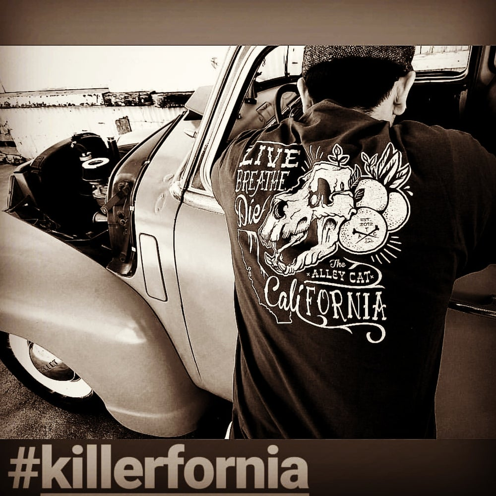 Image of Killerfornia tee