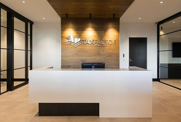 Image of Tax factor office