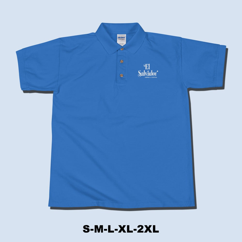 Image of Classic El Salvador Embroidered Shirt