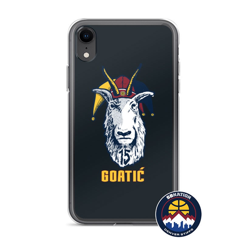 Image of Mountain Goatic Phone Case