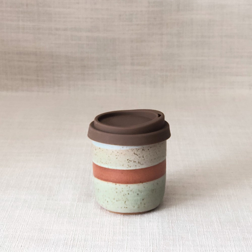 Image of DUSK GREEN TRAVEL CUP