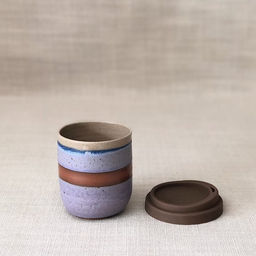 Image of DUSK PURPLE TRAVEL CUP