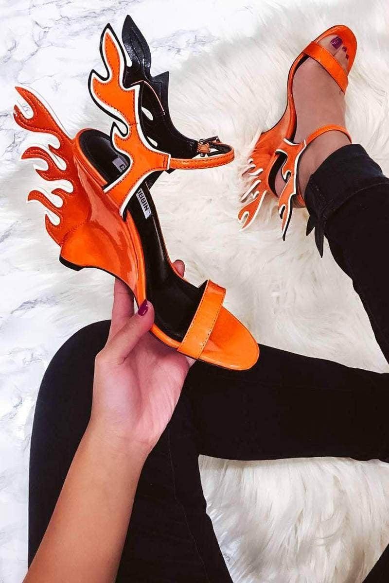 Image of Hell on Heels Orange
