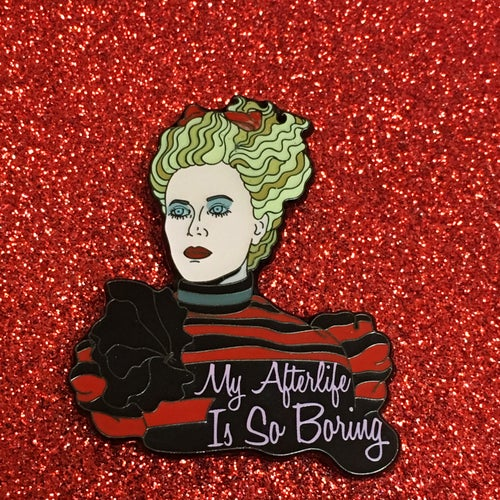 Image of My Afterlife Is So Boring pin
