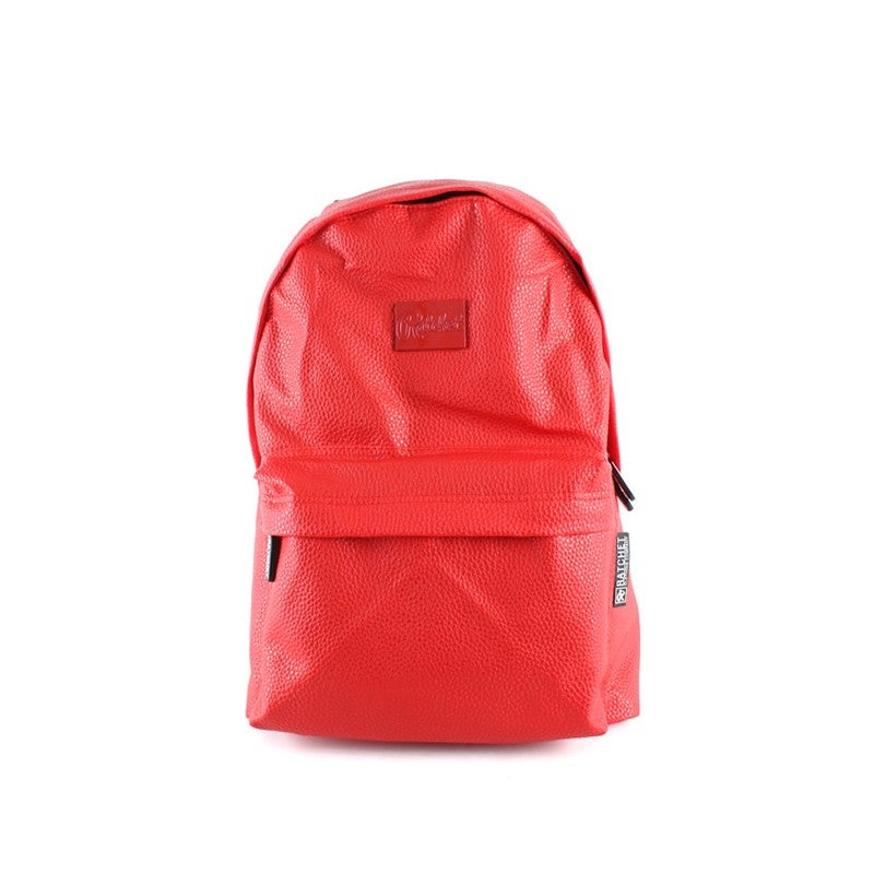 Image of Red Leather Bag