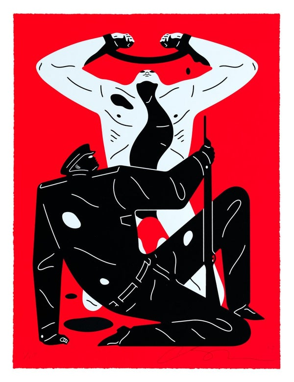 Image of CLEON PETERSON - THE COLABORATOR