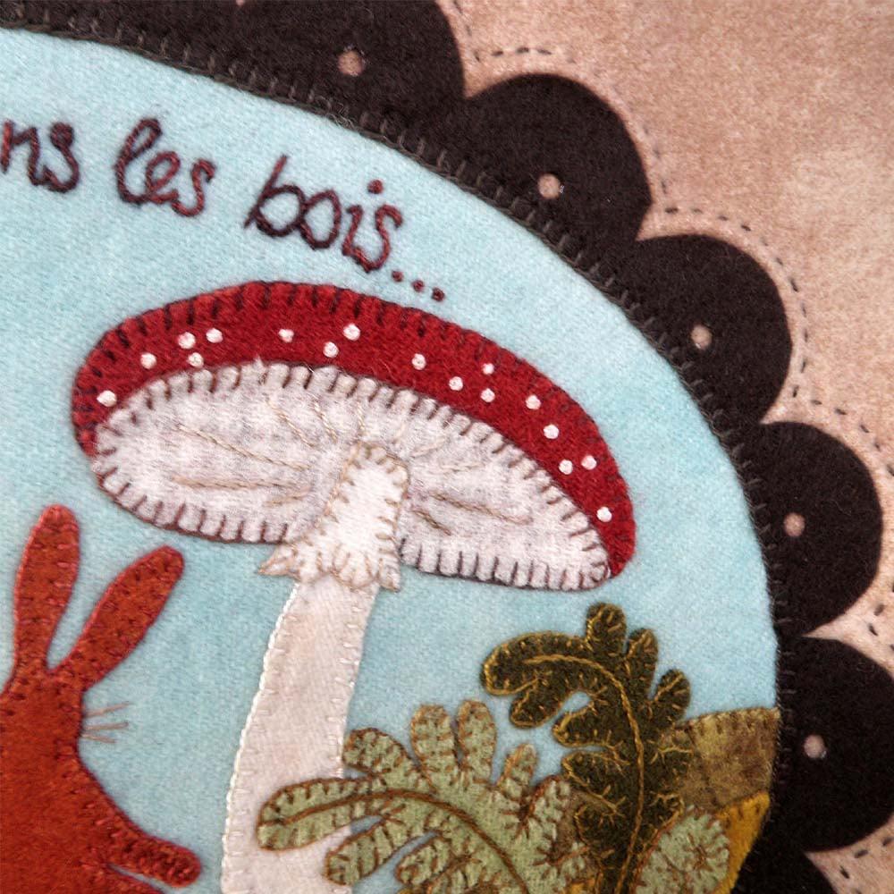 Image de PROMENONS-NOUS DANS LES BOIS - PDF- dame de la forêt