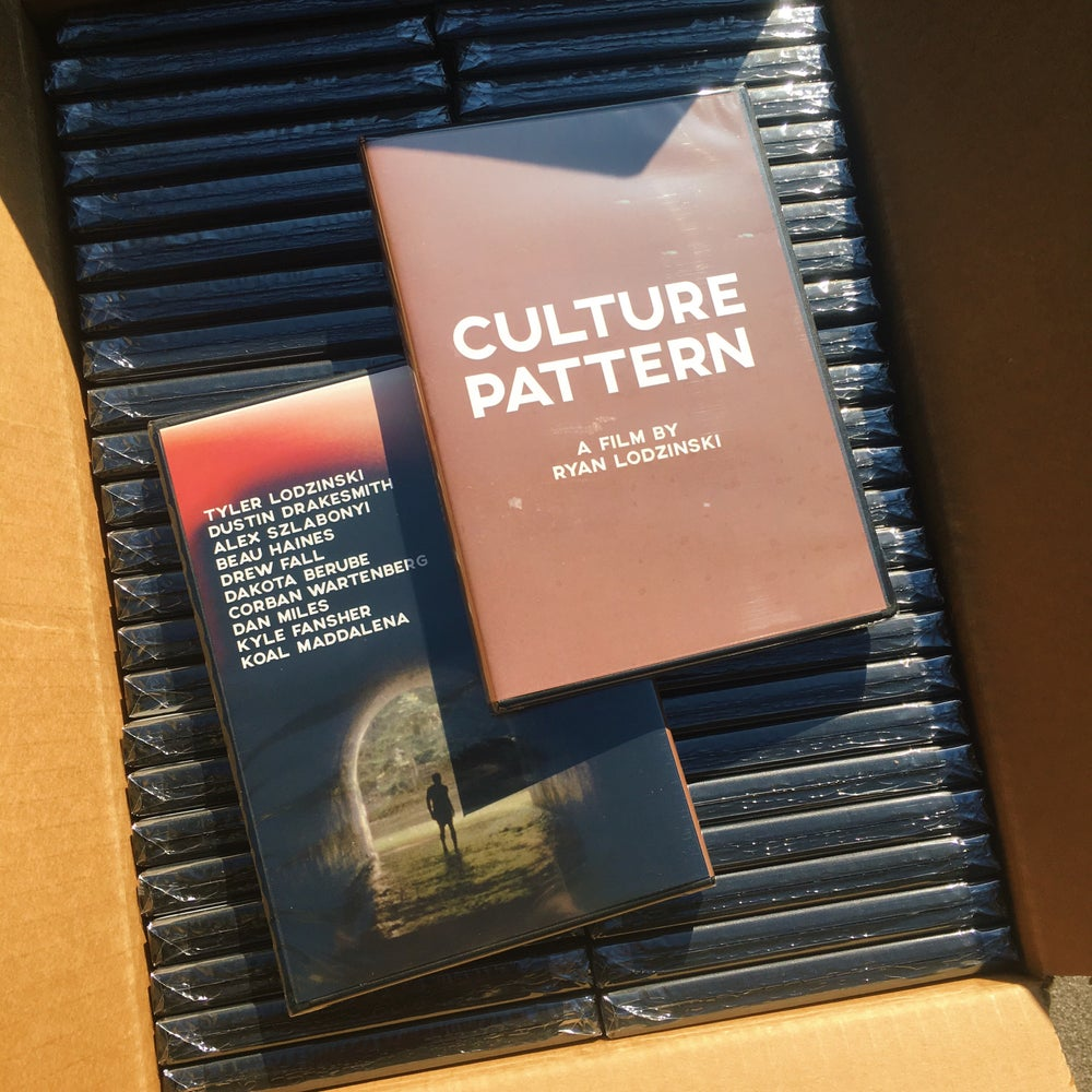 Image of Culture Pattern DVD