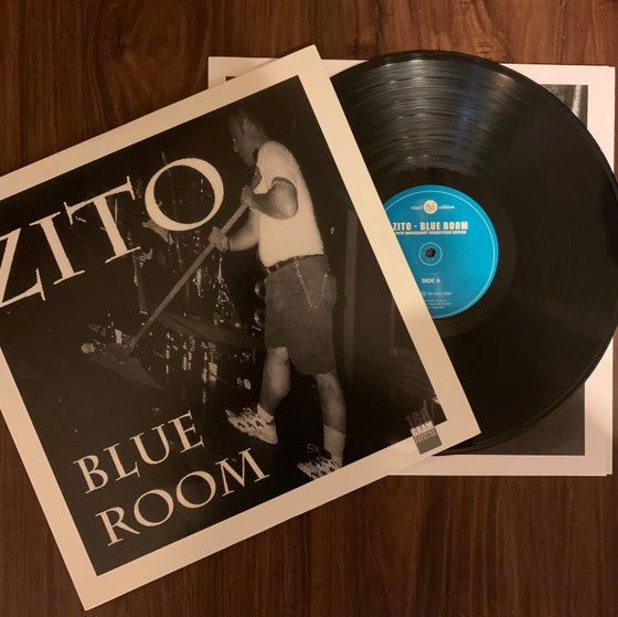 Image of BLUE ROOM VINYL - LIMITED EDITION