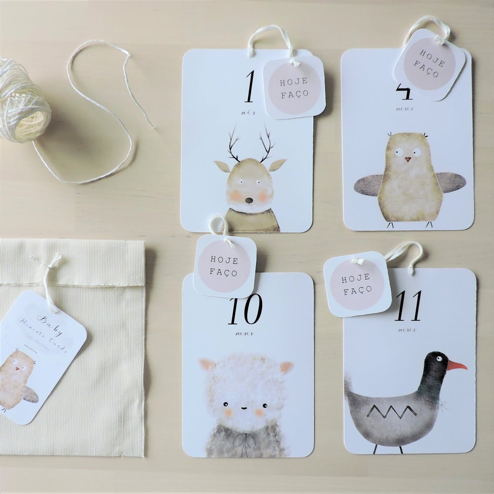 Image of Baby Moments Cards