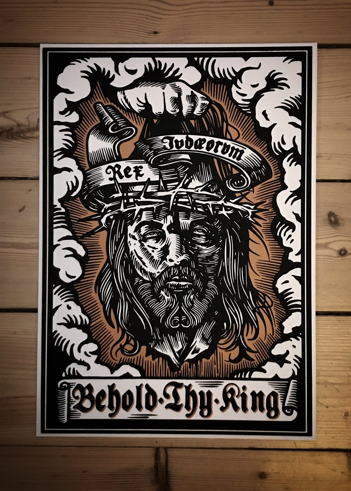 Image of Behold thy King