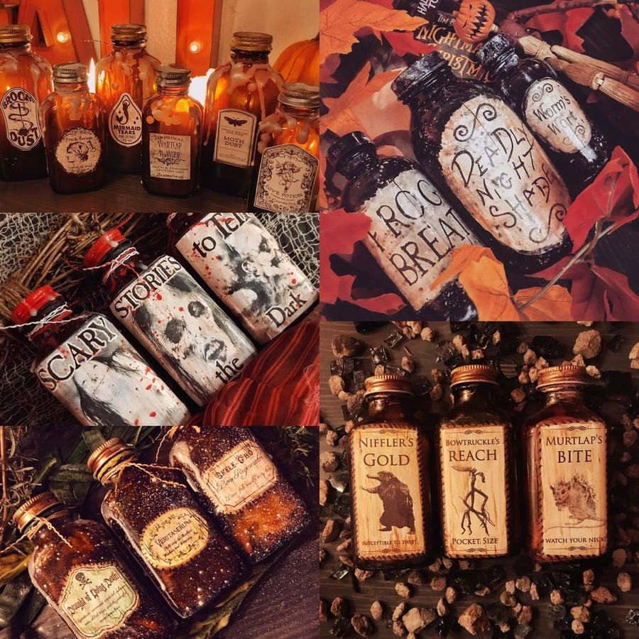 Image of Custom 3 Bottle Sets