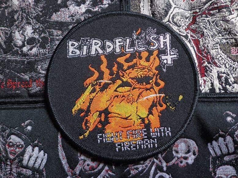 Image of PATCH! FIGHT FIRE WITH FIREMAN!