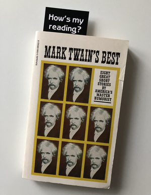 Image of How's My Reading? Bookmark