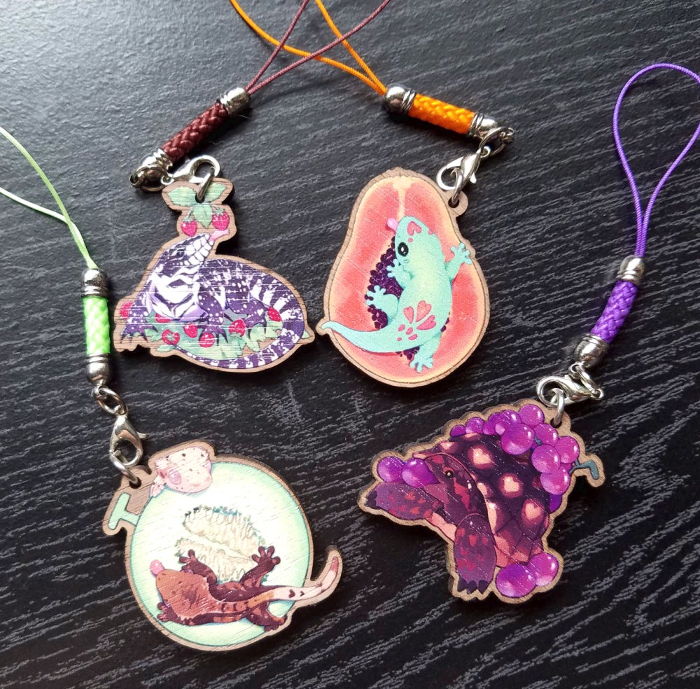 Image of Scaly Frugivore charms