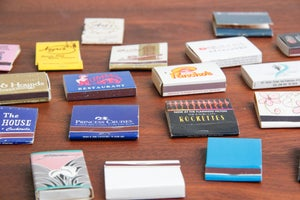 Miscellaneous Set of Vintage Matchbooks