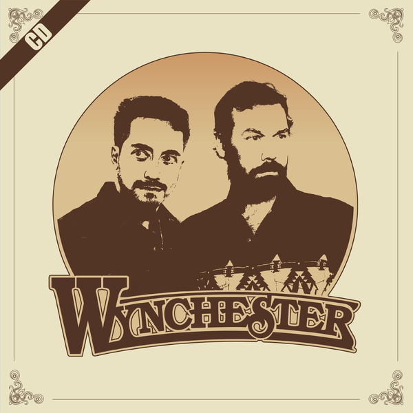 Image of Wynchester - S/T - CD