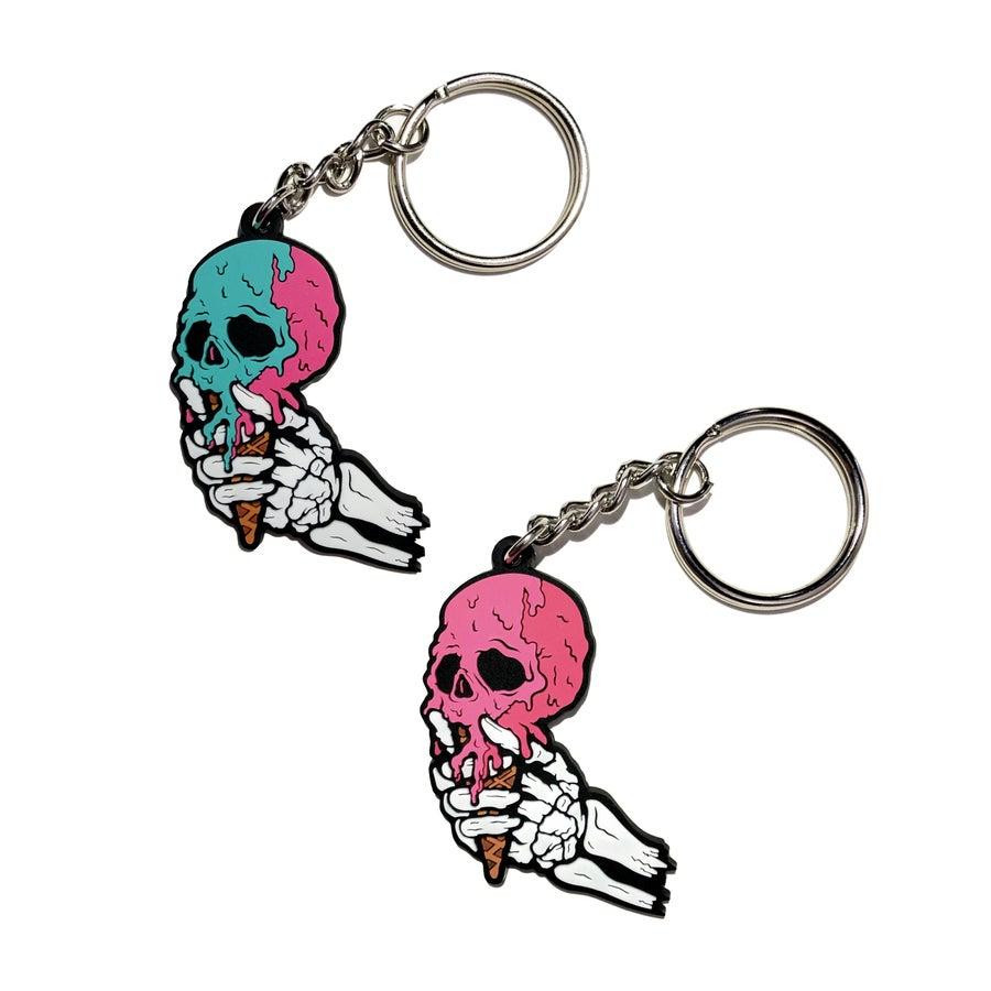 Image of iScreamKeychains (Choose your Flavor)
