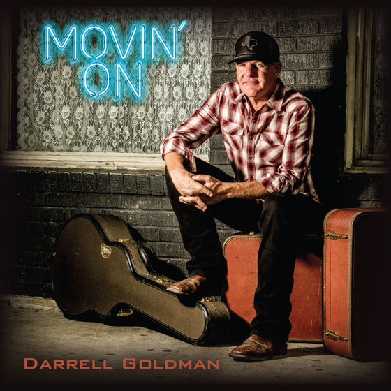 Image of Darrell Goldman CD