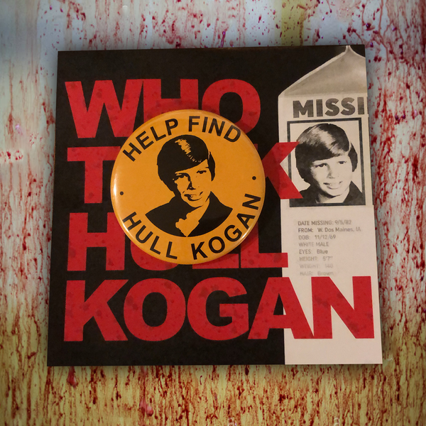 Image of Help Find Hull Kogan Pin