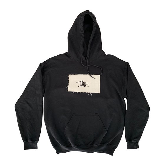 Image of Candid Canvas Multipatch Hoodie 01