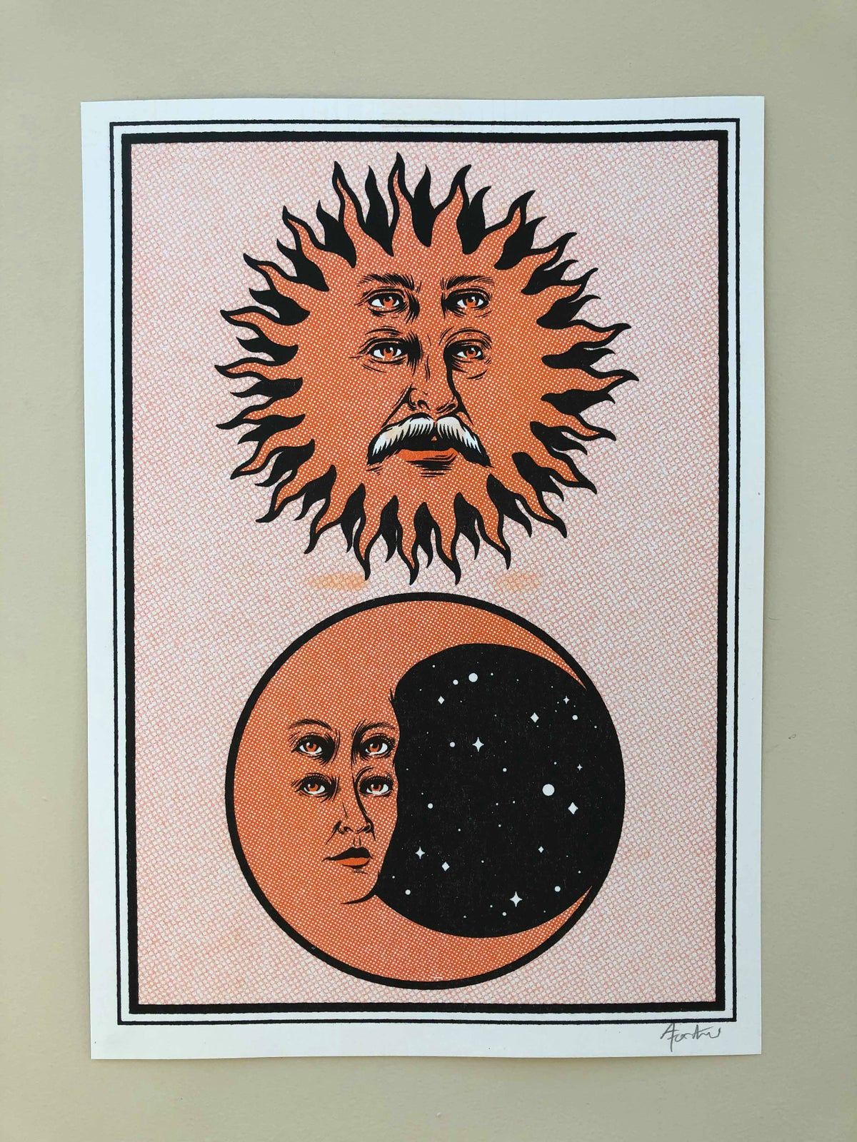 Image of Sun & Moon