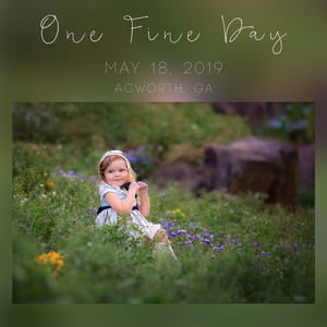 Image of One Fine Day - Acworth, GA - May 18, 2019