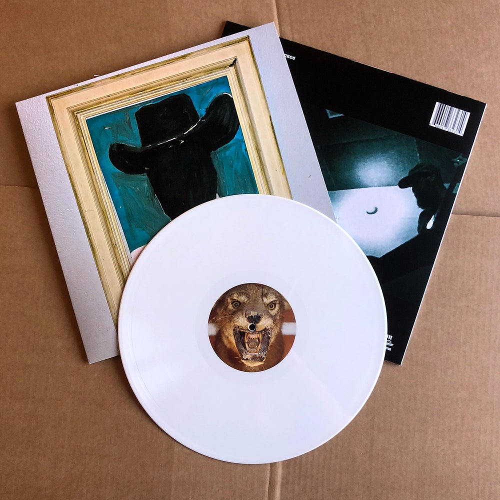 USA/MEXICO 'Matamoros' White Vinyl LP
