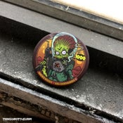 Image of Mars Attacks Button
