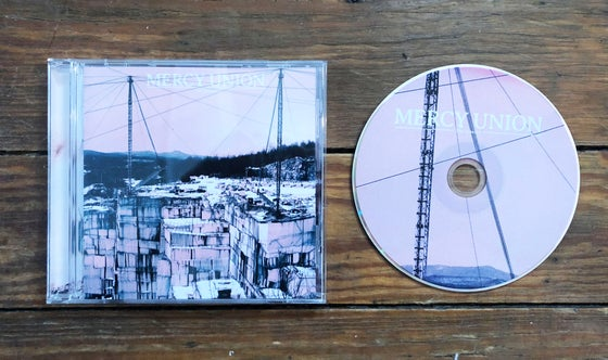 "Image of ""The Quarry"" CD"