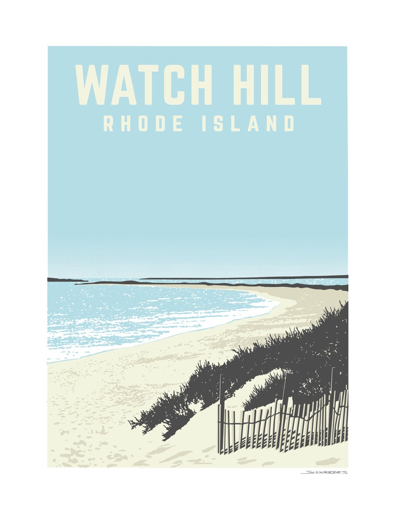 Image of Watch Hill RI. 2017