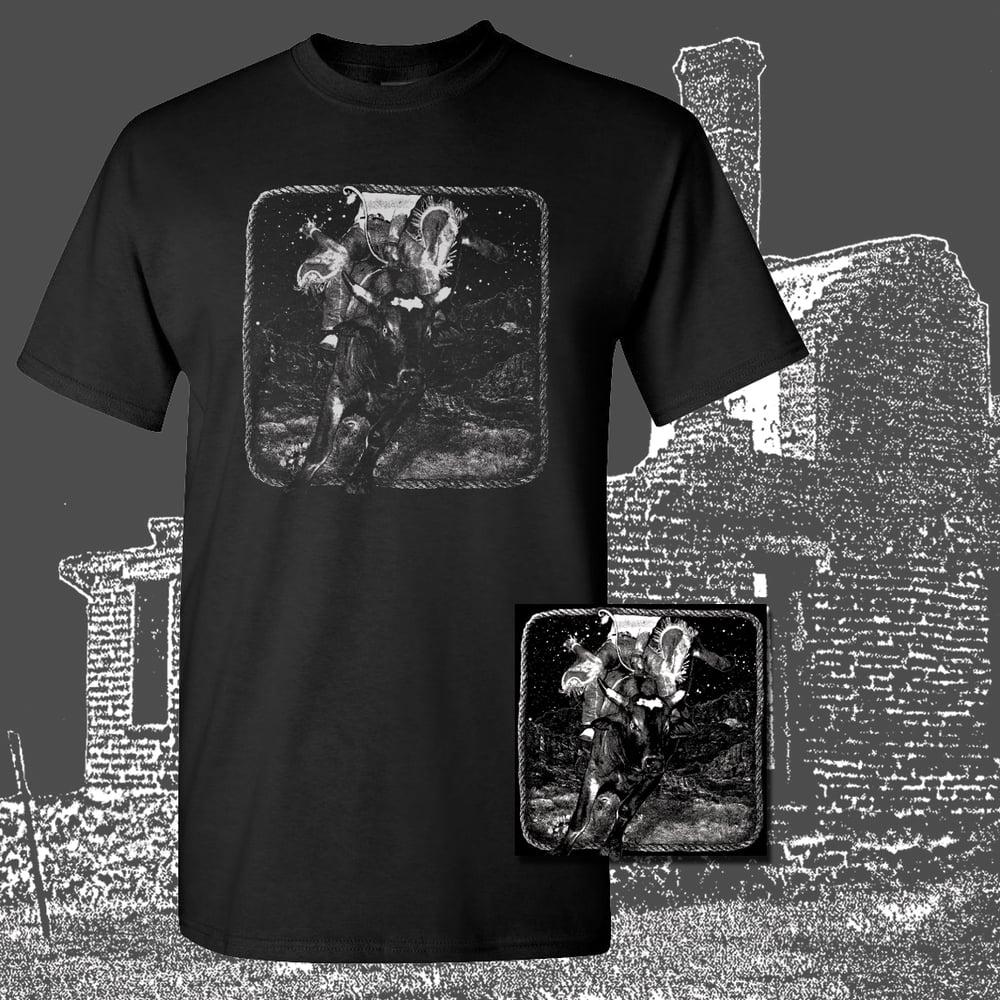"Image of SpiritWorld / Black Coffee - Split 7"" + Shirt Bundle"