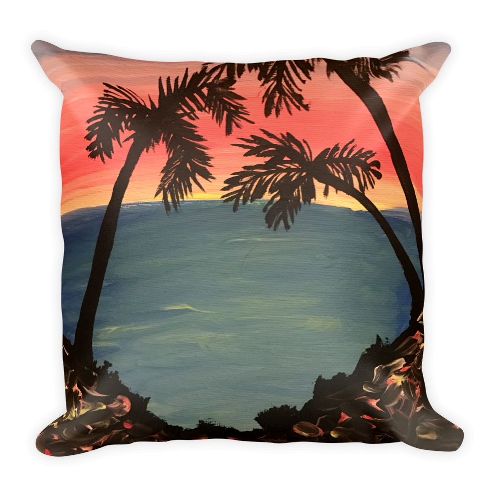 "Image of ""PALMTREEZ' PILLOWS"